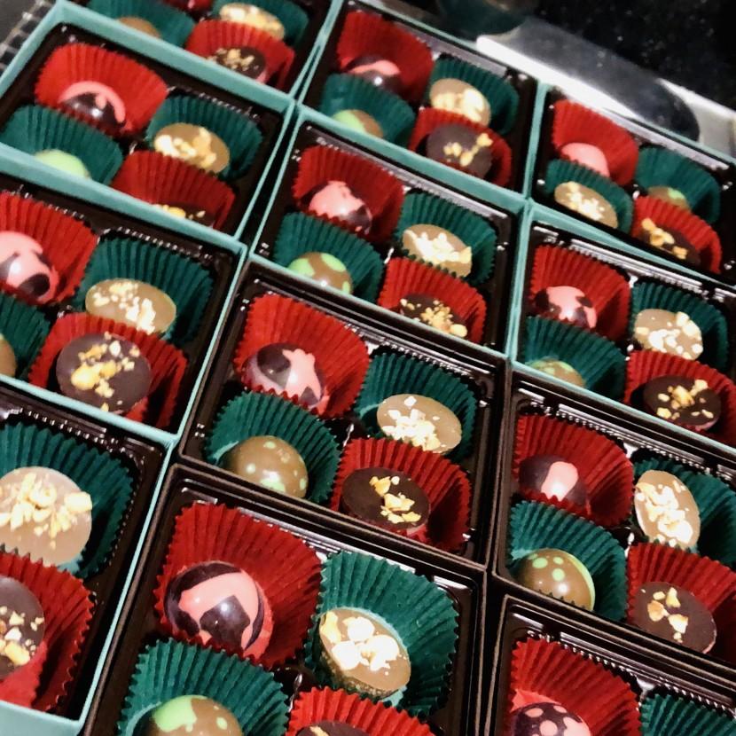 Keto Chocolate Bonbon Giftbox